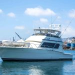 is a Hatteras 58 Convertible Yacht For Sale in Long Beach-48