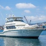 is a Hatteras 58 Convertible Yacht For Sale in Long Beach-42