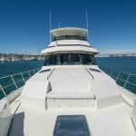 TAKE A CHANCE is a Hatteras Cockpit Motor Yacht Yacht For Sale in San Diego-61