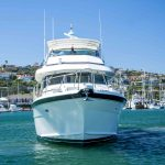 TAKE A CHANCE is a Hatteras Cockpit Motor Yacht Yacht For Sale in San Diego-56