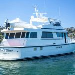 TAKE A CHANCE is a Hatteras Cockpit Motor Yacht Yacht For Sale in San Diego-4