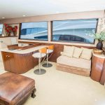 TAKE A CHANCE is a Hatteras Cockpit Motor Yacht Yacht For Sale in San Diego-11