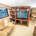 TAKE A CHANCE is a Hatteras Cockpit Motor Yacht Yacht For Sale in San Diego-71