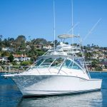 is a Cabo 35 Express Yacht For Sale in San Diego-50