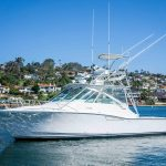 is a Cabo 35 Express Yacht For Sale in San Diego-49