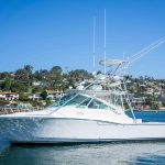 is a Cabo 35 Express Yacht For Sale in San Diego-11