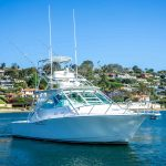 is a Cabo 35 Express Yacht For Sale in San Diego-12