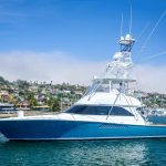is a Viking 48 Convertible Yacht For Sale in San Diego-5