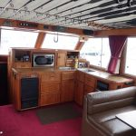 SAVVY is a Uniflite 48 Convertible Yacht For Sale in San Diego-14