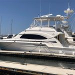is a Bertram 510 Convertible Yacht For Sale in San Diego-4
