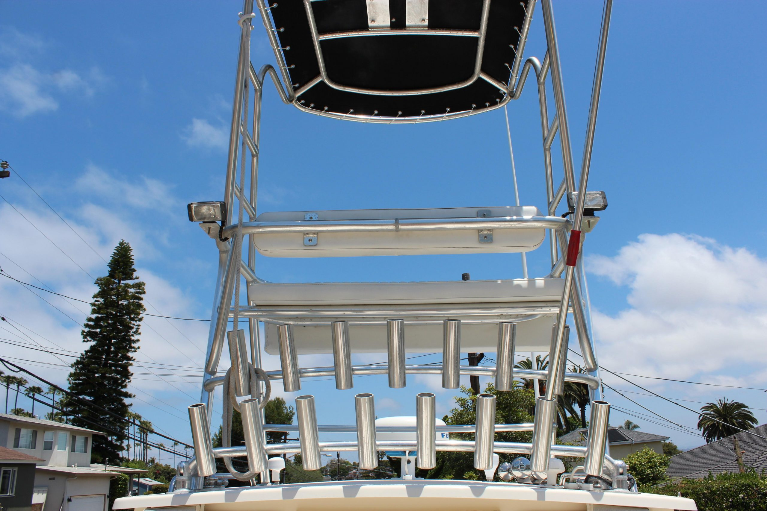 is a Parker 2320 Yacht For Sale in San Diego-0