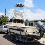 is a Parker 2320 Yacht For Sale in San Diego-6