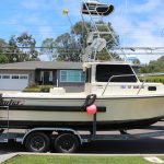 is a Parker 2320 Yacht For Sale in San Diego-7