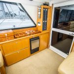 is a Riviera 43 Convertible Yacht For Sale in San Diego-9