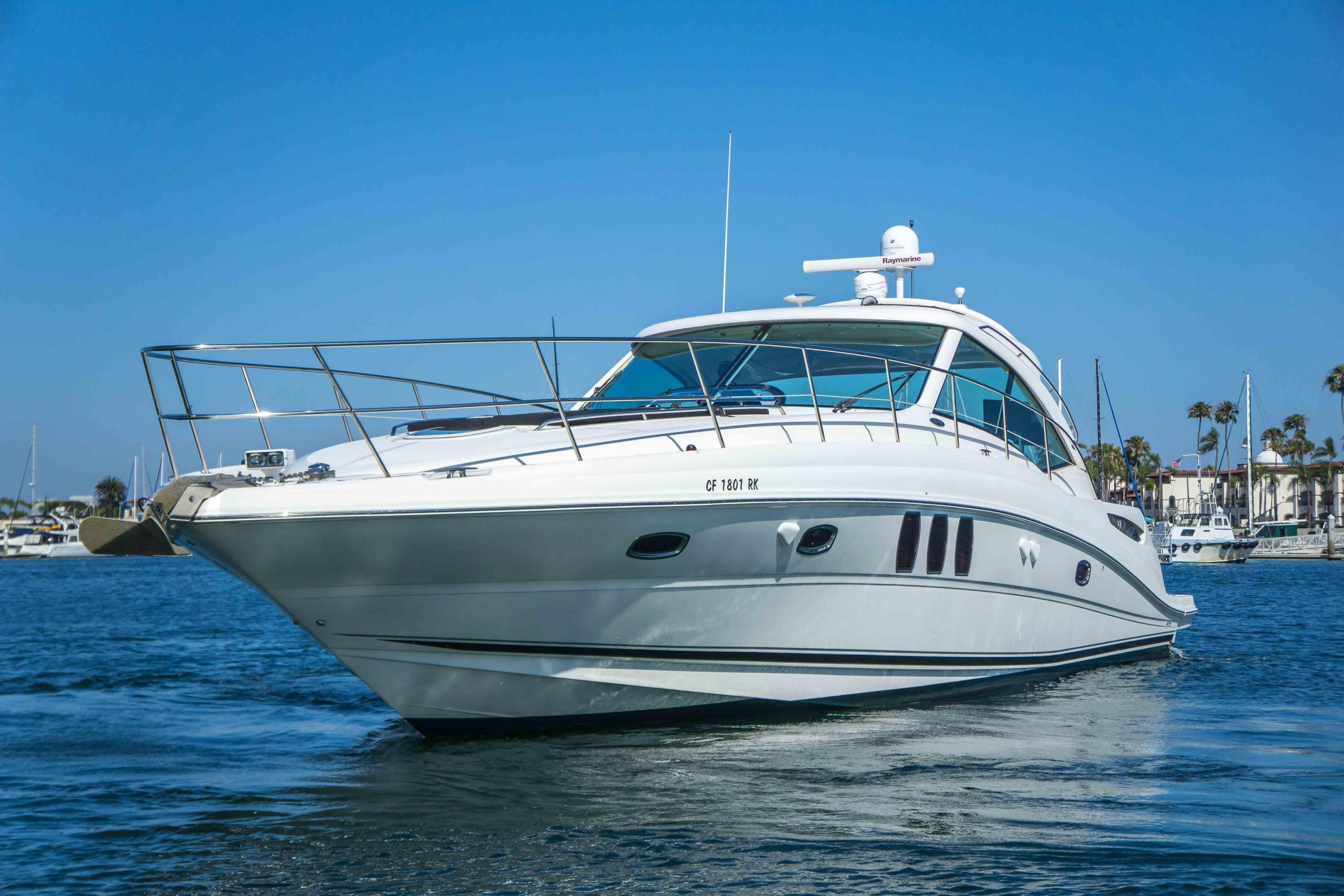 ASGARD is a Sea Ray 48 Sundancer Yacht For Sale in San Diego-0