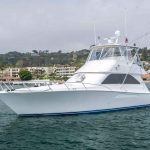 SHOCK AND AWE is a Viking Convertible Yacht For Sale in San Diego-0