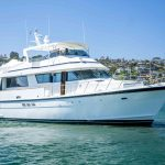 TAKE A CHANCE is a Hatteras Cockpit Motor Yacht Yacht For Sale in san diego-3