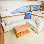 is a Bertram 510 Convertible Yacht For Sale in San Diego-12