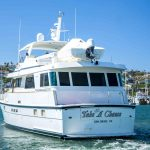 TAKE A CHANCE is a Hatteras Cockpit Motor Yacht Yacht For Sale in San Diego-1