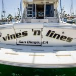 VINES & LINES is a Riviera 36 Flybridge Yacht For Sale in San Diego-4
