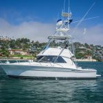 VINES & LINES is a Riviera 36 Flybridge Yacht For Sale in San Diego-0
