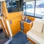 VINES & LINES is a Riviera 36 Flybridge Yacht For Sale in San Diego-13