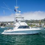 VINES & LINES is a Riviera 36 Flybridge Yacht For Sale in San Diego-1
