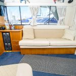 VINES & LINES is a Riviera 36 Flybridge Yacht For Sale in San Diego-10