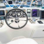 VINES & LINES is a Riviera 36 Flybridge Yacht For Sale in San Diego-7