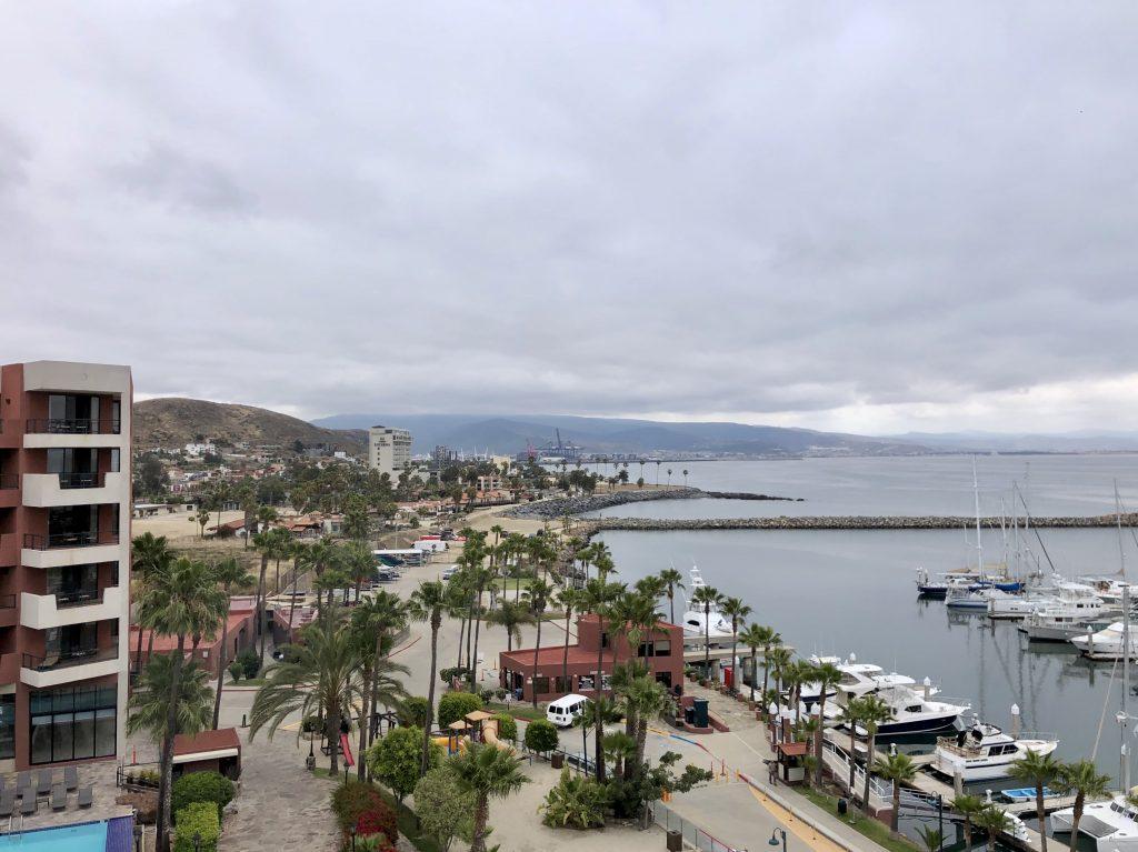 downtown Ensenada, Hotel Coral Ensenada Mexico