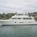 Daydreamer is a Hatteras Cockpit Motor Yacht Yacht For Sale in San Diego-100