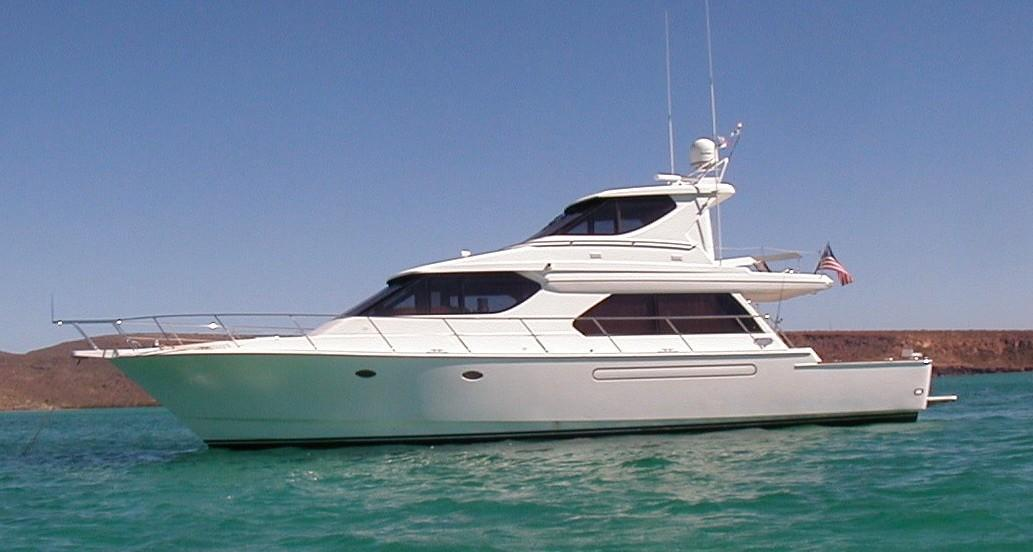 Hot Spot is a West Bay 64 Yacht For Sale in San Diego-0