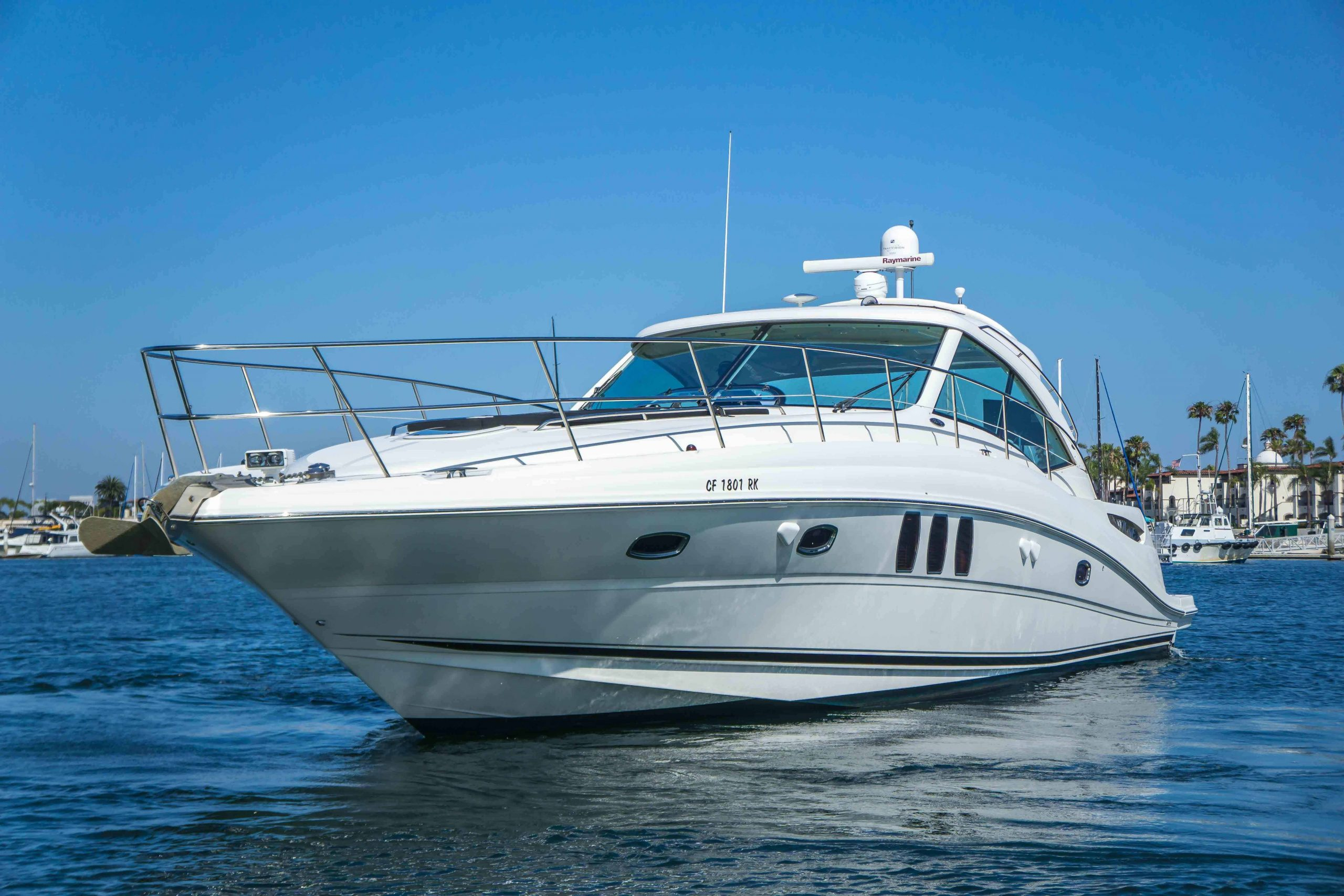 is a Sea Ray 48 Sundancer Yacht For Sale in San Diego-0