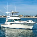 JOINT VENTURE is a Hatteras 46 FlyBridge Yacht For Sale in San Diego-34