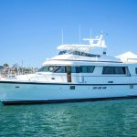 TAKE A CHANCE is a Hatteras Cockpit Motor Yacht Yacht For Sale in San Diego-0
