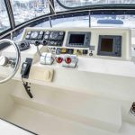 is a McKinna 57 Pilothouse Yacht For Sale in San Diego-9
