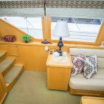 is a McKinna 57 Pilothouse Yacht For Sale in San Diego-14