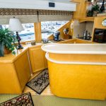 is a McKinna 57 Pilothouse Yacht For Sale in San Diego-15