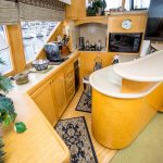 is a McKinna 57 Pilothouse Yacht For Sale in San Diego-16