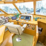 is a McKinna 57 Pilothouse Yacht For Sale in San Diego-20