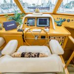 is a McKinna 57 Pilothouse Yacht For Sale in San Diego-21