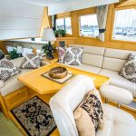 is a McKinna 57 Pilothouse Yacht For Sale in San Diego-22