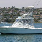 is a Pursuit 3000 Offshore Yacht For Sale in San Diego-23