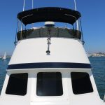 Outcast is a Blackman Billfisher 26 Yacht For Sale in San Diego-8