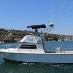 Outcast is a Blackman Billfisher 26 Yacht For Sale in San Diego-5