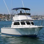 Outcast is a Blackman Billfisher 26 Yacht For Sale in San Diego-3