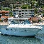 Reel Swift is a Tiara 3200 Open Yacht For Sale in San Diego-6