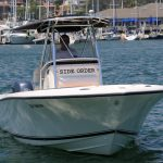 is a Pursuit C 250 Center Console Yacht For Sale in San Diego-4