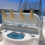 is a Pursuit C 250 Center Console Yacht For Sale in San Diego-9