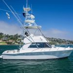 VINES & LINES is a Riviera 36 Flybridge Yacht For Sale in San Diego-18